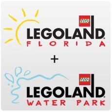 LEGOLAND + WATER PARK - 2 Dias - FLÓRIDA